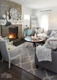 How to Create a Cozy, Hygge Living Room this Winter | The ...