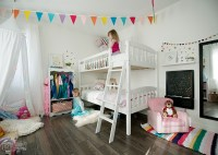 A Modern Rainbow Toddler Bedroom Makeover Reveal | The DIY ...