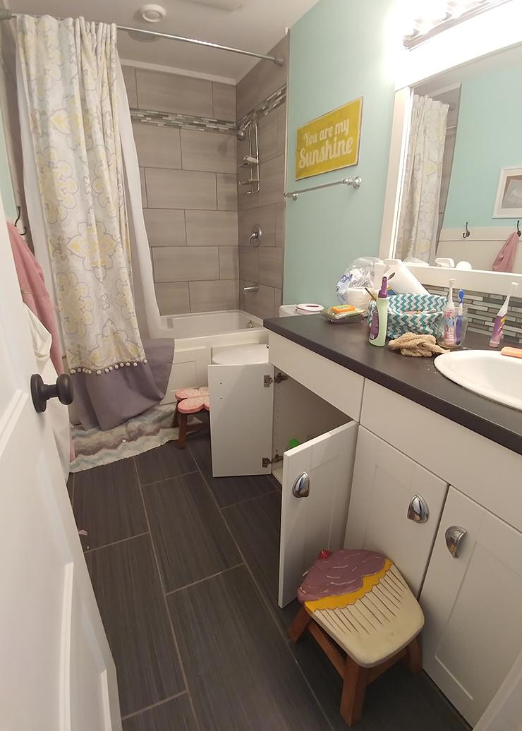 Kids Bathroom Organization Ideas  Free Printable Bathroom Art