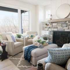 Lake House Living Room Ideas Remodels Traditional Coastal Cottage Reveal Mom S Decor
