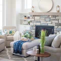 Lake House Living Room Photos Easy Chairs For Traditional Coastal Cottage Reveal Mom S Decor Ideas