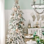 2019 Christmas Home Tour Rustic Elegant Cozy The Diy Mommy