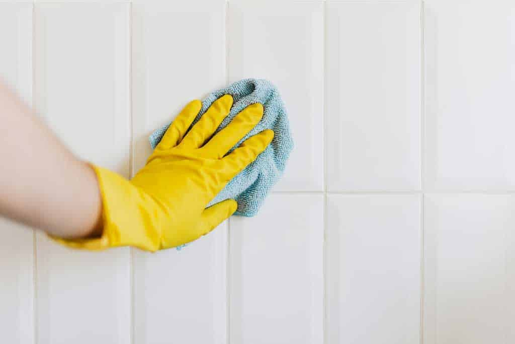 to seal tile grout in my shower