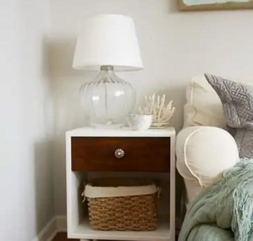 nightstand table