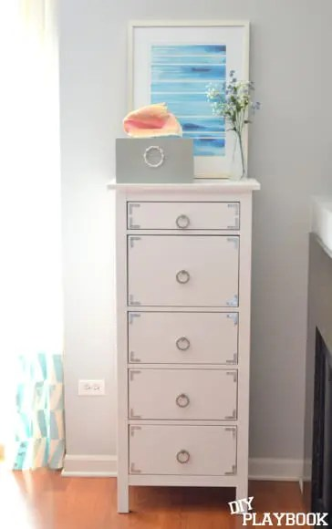 ikea dresser makeover. Ikea Hemnes Dresser  Hack   DIY Playbook