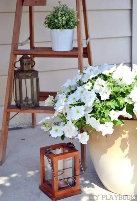 Allen-roth-flower-pot
