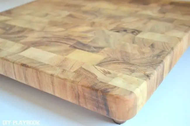How to Care for Wooden Cutting Boards - DIY Playbook