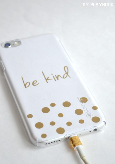 Be-Kind-Phone-Charger