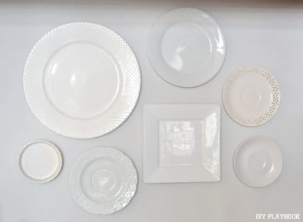 White-Plate-Wall