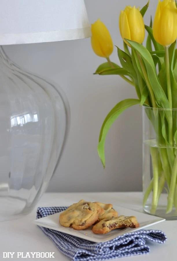 Cookies-Tulips