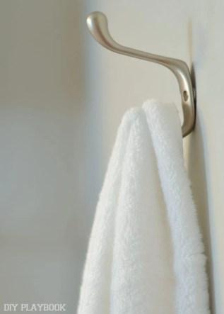 Towel-Hanging-on-hook