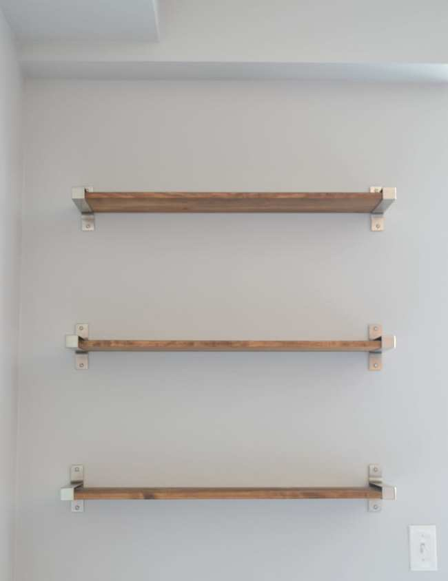 Bare-Wood-Ikea-Shelves