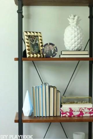 bookshelf office