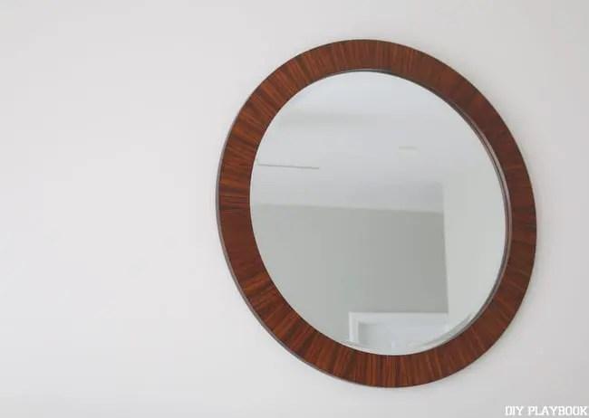 06-lulu and georgia-round-wood-mirror-bedroom