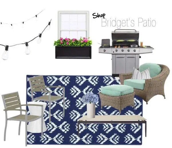 Shop the Look Bridget Patio