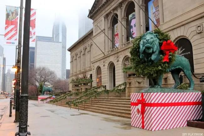 Chicago Lions Art Institute
