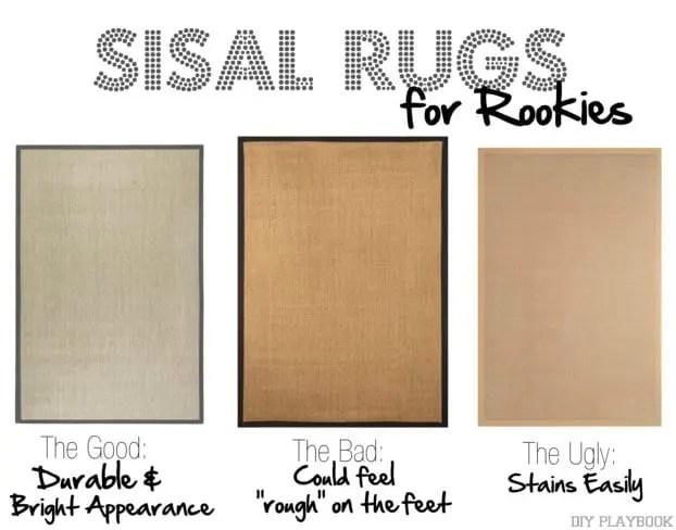 Sisal Rug Guide