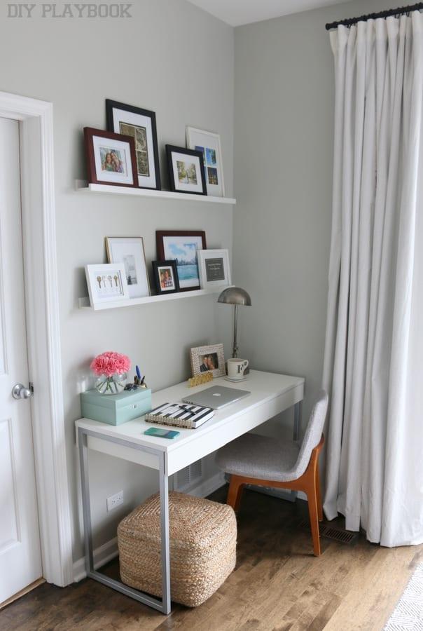 4officedeskbedroom  DIY Playbook
