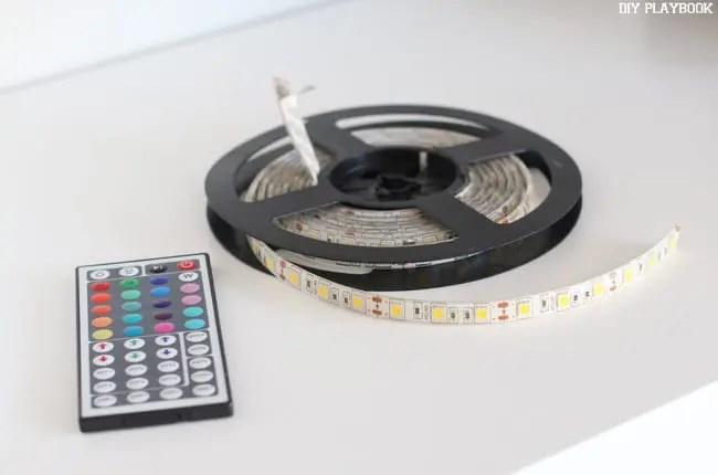 led-lights-remote-control