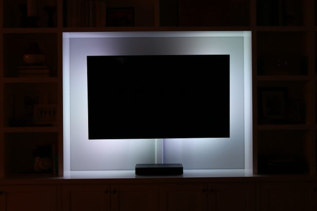 led-lights-white-tv