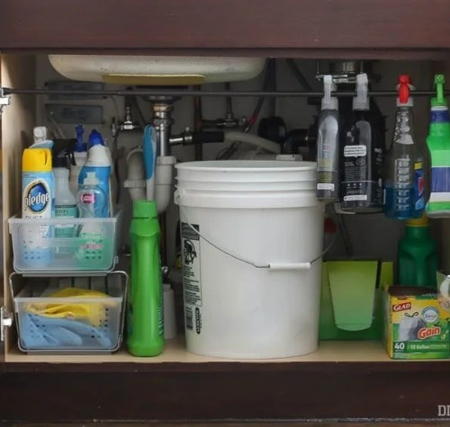 organized-undersink-kitchen