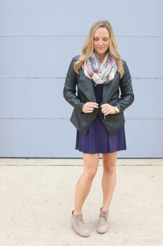 casey-dress-scarf-leather-jacket