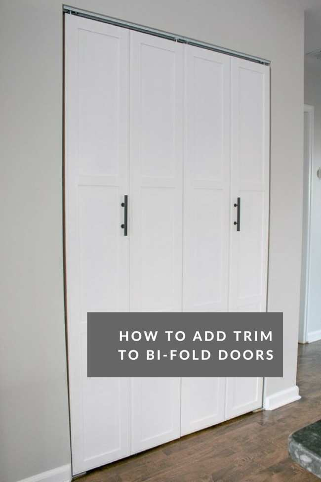 How_To_Add_Trim-To-Bi-Fold-Doors
