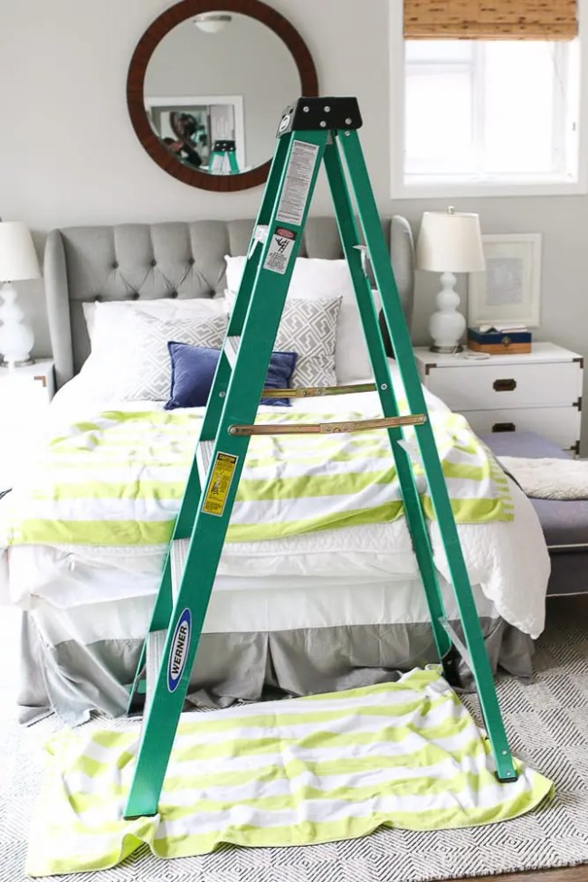 ladder-towels