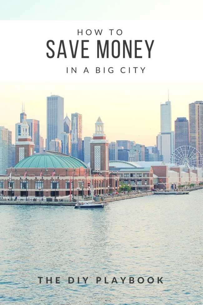 How to Save Money in a Big City