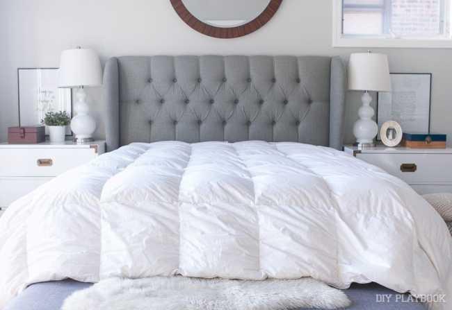 bedroom-down-comforter