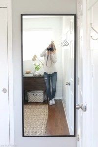 DIY Ideas to Replace Over-the-Door Hooks & Mirrors | The ...