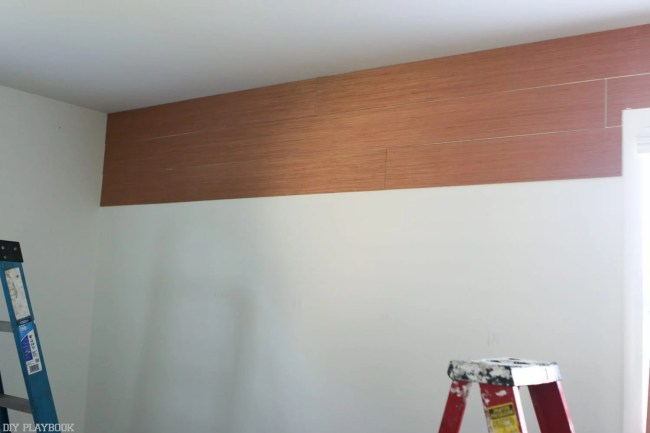 How_to_install_Shiplap_Baseboard_Progress-23