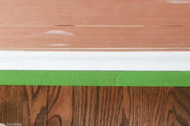 How_to_install_Shiplap_Baseboard_Progress-53