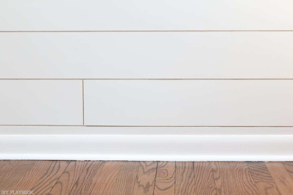 How to Install New Baseboard - Part 2