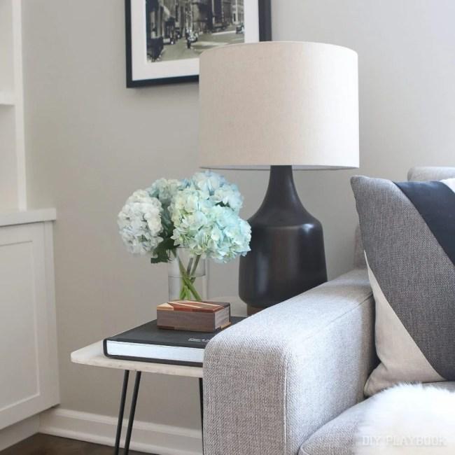 lamp-hydrangeas