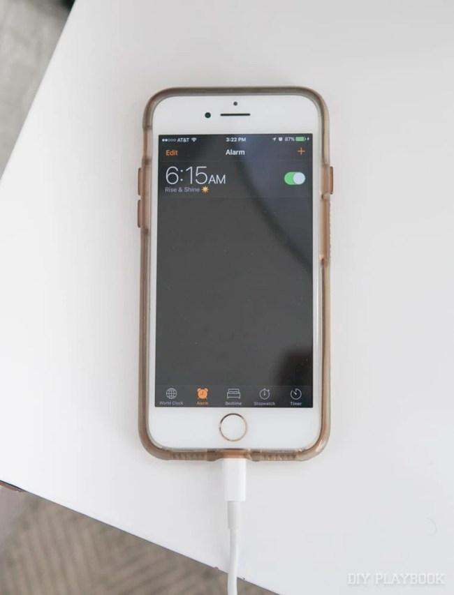 phone-alarm