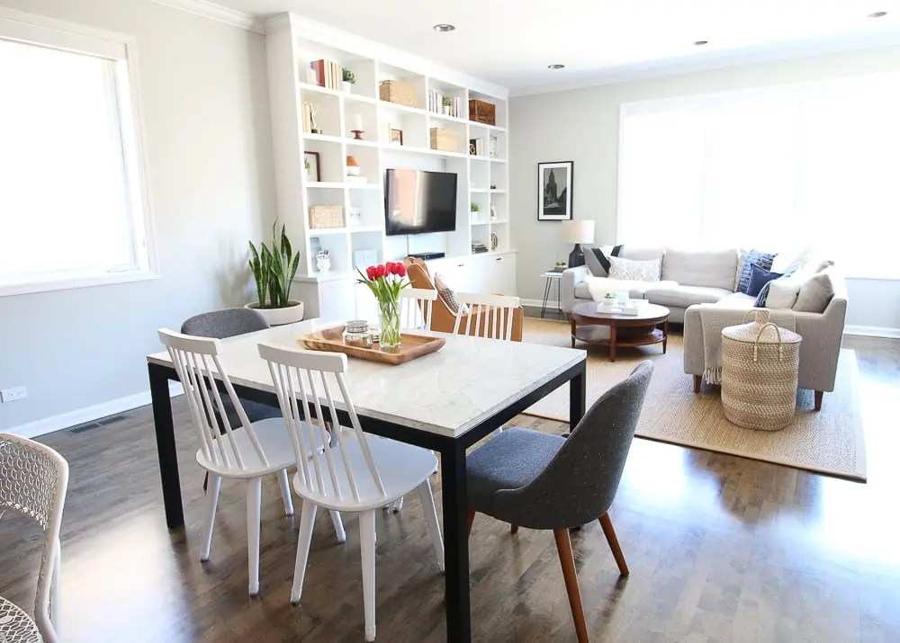 How to Decorate your Dining Room Table for the Everyday