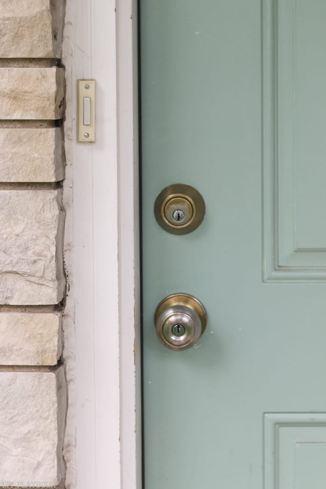 How to Update Your Door Lock for Better Curb Appeal  The