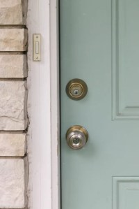 How to Update Your Door Lock for Better Curb Appeal | The ...