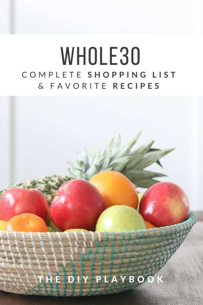 Whole30 Shopping List-2