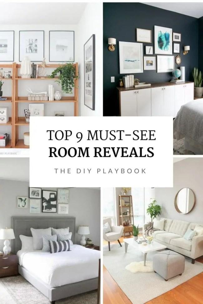 Top 9 Must-See Room Reveals