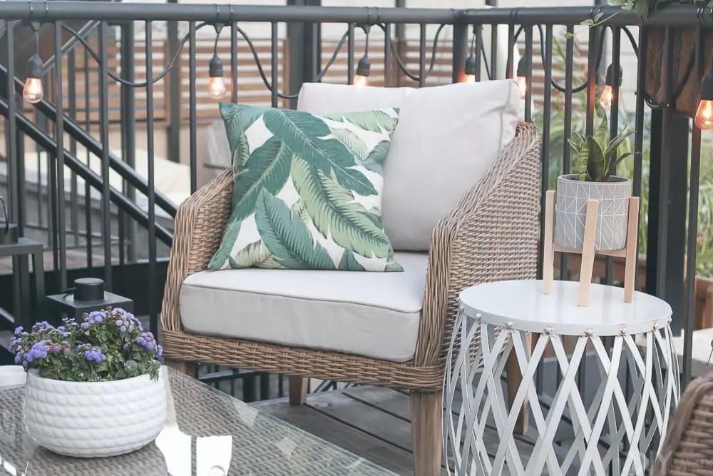 waterproof patio furniture