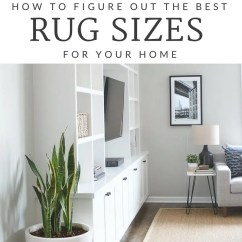 Best Size Rug For Living Room Colors With Brown Furniture Rookie Tips Buying The Right Diy Playbook Check Out These Your Home