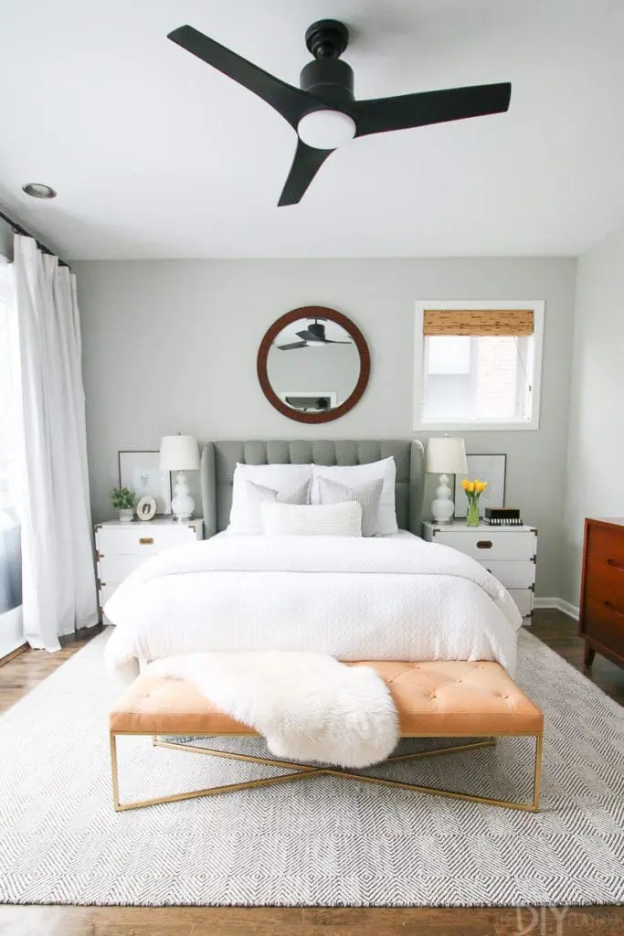 Chicago Condo Tour Bright Light And Neutral The DIY Playbook