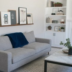Best Way To Fix A Sofa Bed Cloud 2 Sectional How Place Throw On Baci Living Room