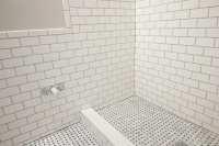 Marble Basketweave Floor Tile - Tile Design Ideas