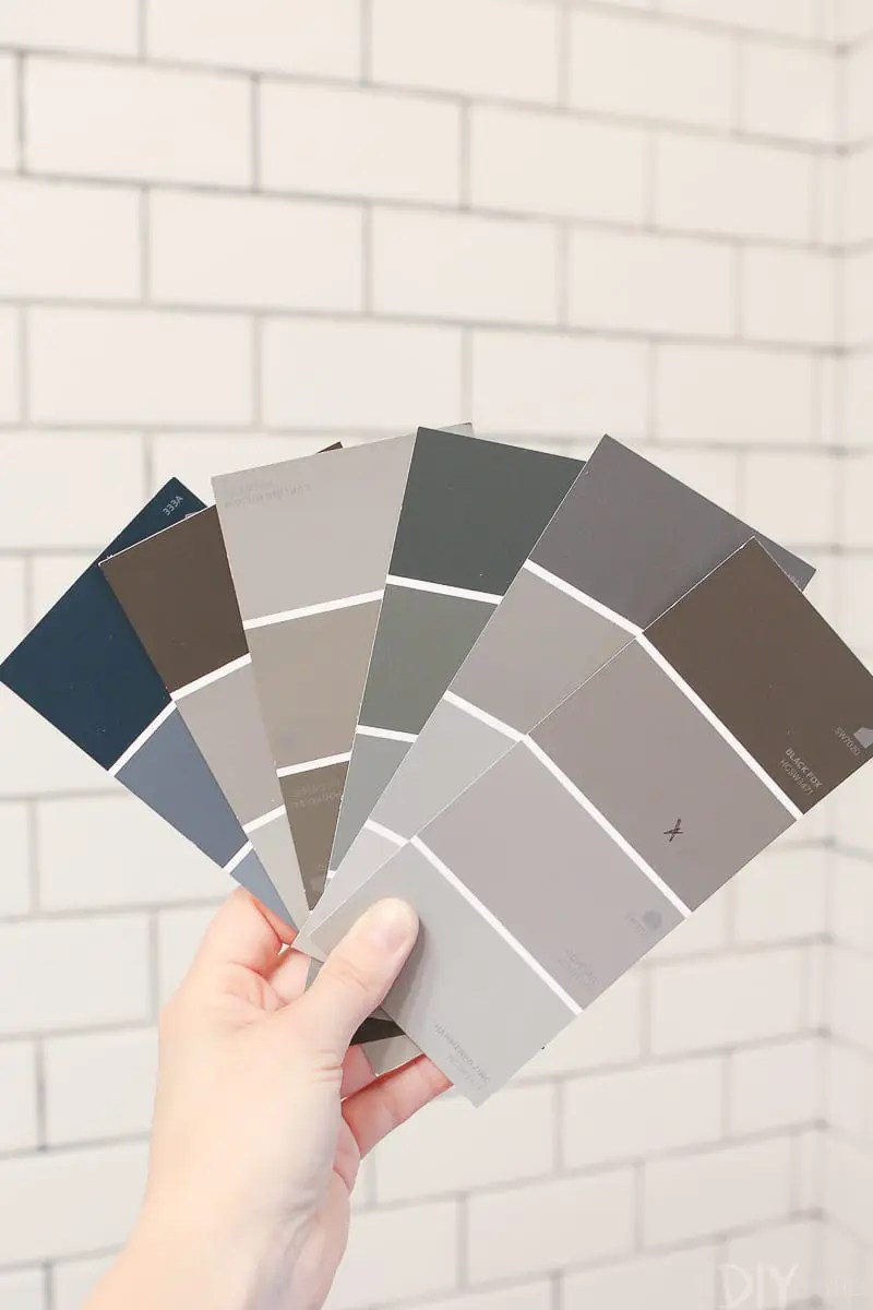 Dark Gray Paint : paint, Finding, Perfect, Paint, Color, Playbook