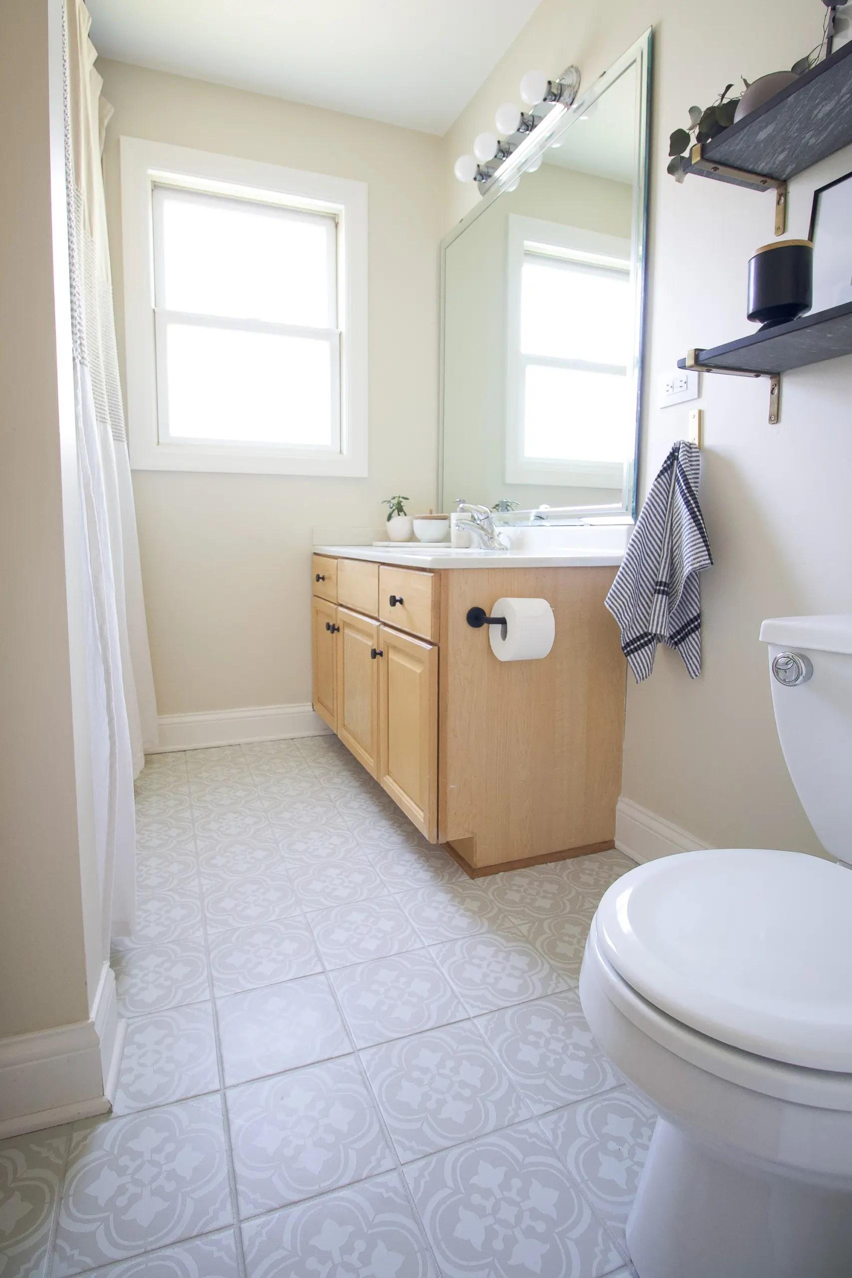 How To Paint A Bathroom Vanity The Diy Playbook
