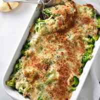 Boursin Broccoli Rice Casserole Recipe