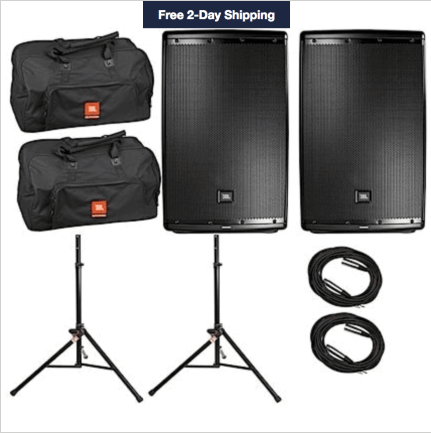 Top 5 Best Powered DJ Speakers of 2019 | Affordable Payment
